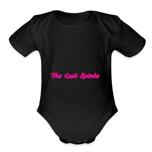 Lexi Spinks Apparel - Organic Short Sleeve Baby Bodysuit