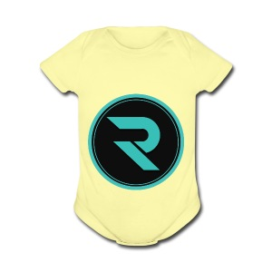 team roax - Short Sleeve Baby Bodysuit