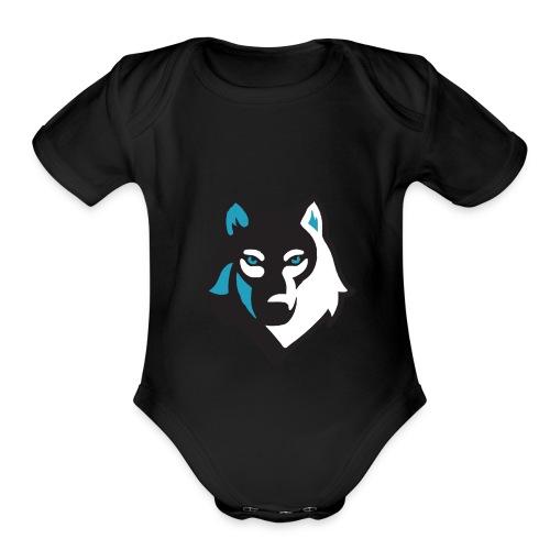 BIBINDZ - Organic Short Sleeve Baby Bodysuit