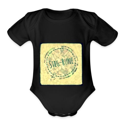 IMG_7945 - Organic Short Sleeve Baby Bodysuit