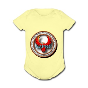 bird - Short Sleeve Baby Bodysuit
