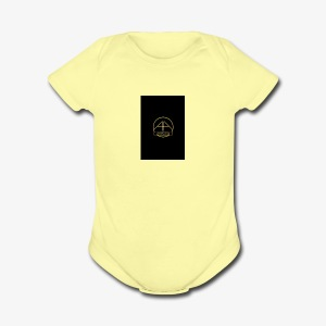 MUZ LAMINO - Short Sleeve Baby Bodysuit