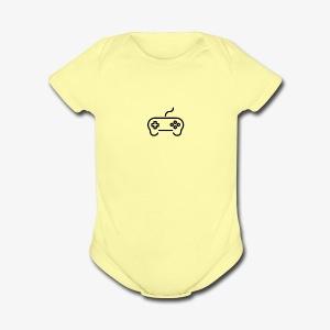 Videjuegos - Short Sleeve Baby Bodysuit
