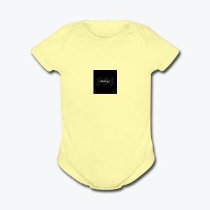 splurge 1 - Short Sleeve Baby Bodysuit