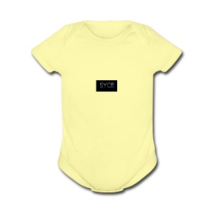Syce - Short Sleeve Baby Bodysuit
