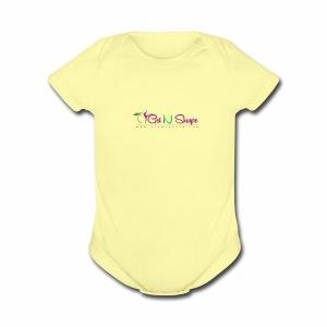 Get N Shaype - Short Sleeve Baby Bodysuit