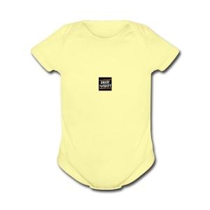 ofical - Short Sleeve Baby Bodysuit