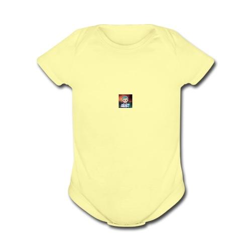 lol mmc ttl buy noew - Organic Short Sleeve Baby Bodysuit