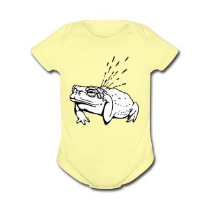 BUFO - Short Sleeve Baby Bodysuit