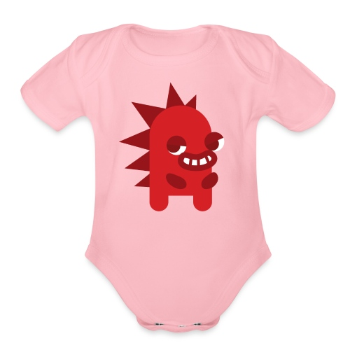 Rocky Gear - Organic Short Sleeve Baby Bodysuit