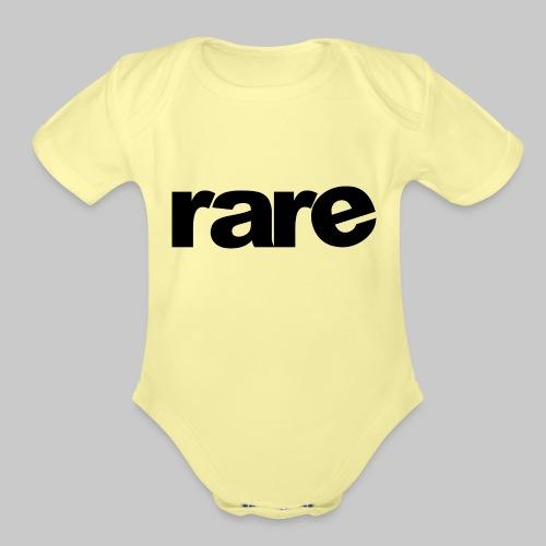 Quality Womens Tshirt 100% Cotton with Rare - Organic Short Sleeve Baby Bodysuit