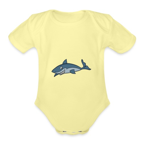 IMG 4124 - Organic Short Sleeve Baby Bodysuit