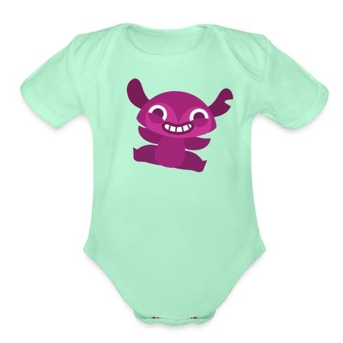 Scampi Gear - Organic Short Sleeve Baby Bodysuit