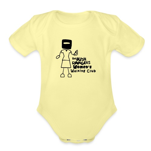 BWWC Logo - Organic Short Sleeve Baby Bodysuit