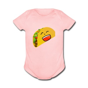 Tacogaming - Short Sleeve Baby Bodysuit