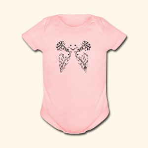 Tribalillies - Short Sleeve Baby Bodysuit