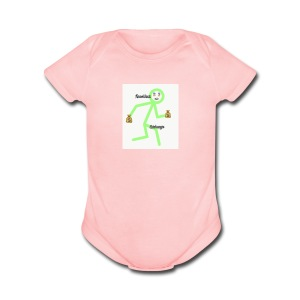 Tshirt - Short Sleeve Baby Bodysuit