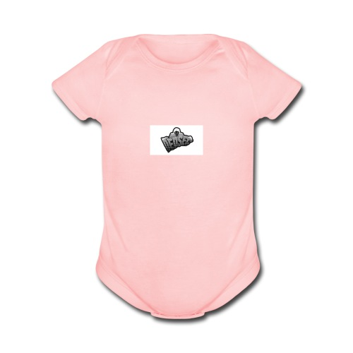 dedsec - Organic Short Sleeve Baby Bodysuit
