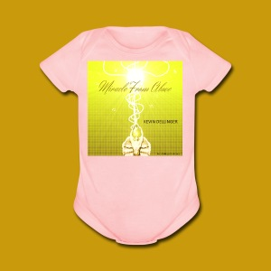 Miracle From Above - Short Sleeve Baby Bodysuit