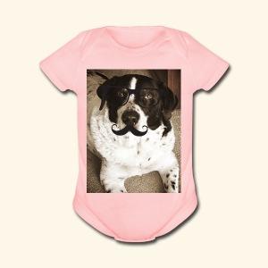 Old Pongo - Short Sleeve Baby Bodysuit