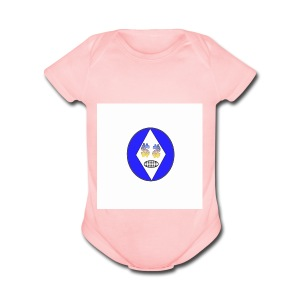 Reccklezz exchange - Short Sleeve Baby Bodysuit