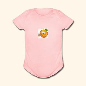OrangeJuice - Short Sleeve Baby Bodysuit