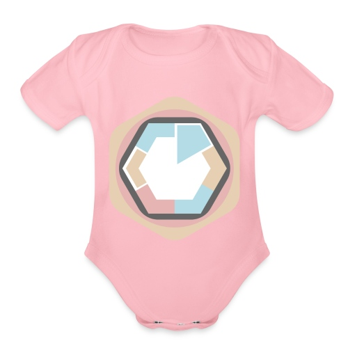 Box 2 - Organic Short Sleeve Baby Bodysuit