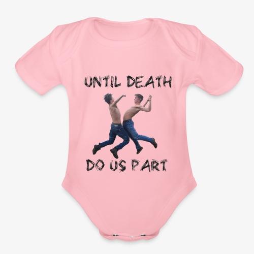 Baramaga - Organic Short Sleeve Baby Bodysuit