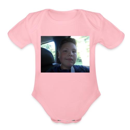 15343764995101929078727 - Organic Short Sleeve Baby Bodysuit