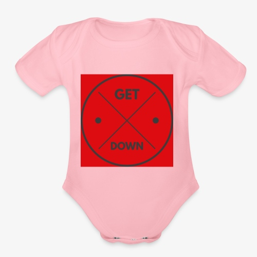 Untitled design 2 - Organic Short Sleeve Baby Bodysuit