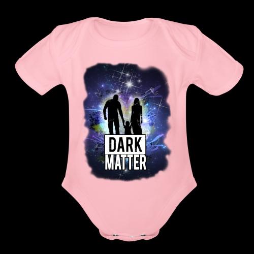 Dark Matter - Organic Short Sleeve Baby Bodysuit
