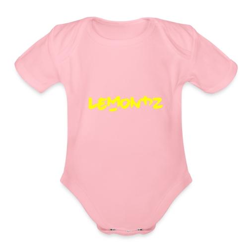 Kid Generation - Organic Short Sleeve Baby Bodysuit