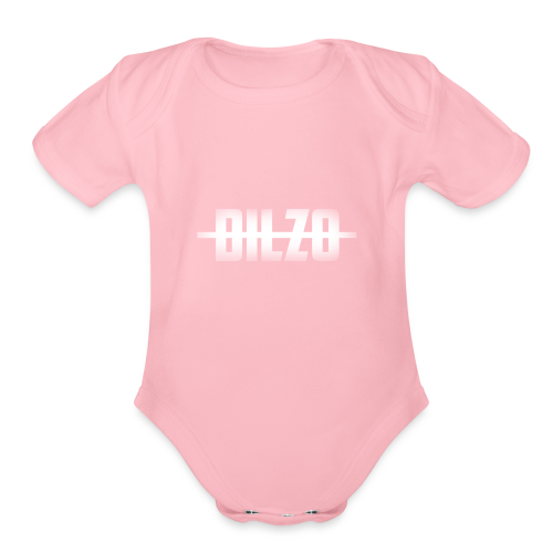 Dilzo Liners - Organic Short Sleeve Baby Bodysuit