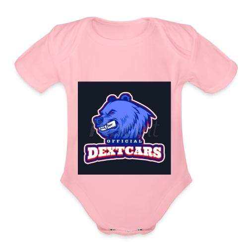 3DD45A12 DDE1 41CB 9426 4E0917819CFE - Organic Short Sleeve Baby Bodysuit