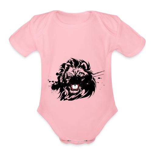 Ambition - Organic Short Sleeve Baby Bodysuit