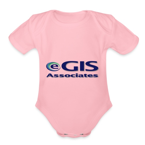 eGIS Associates - Organic Short Sleeve Baby Bodysuit