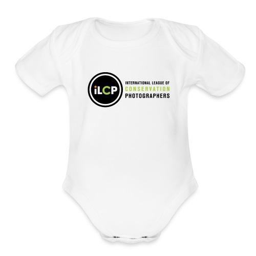 iLCP logo horizontal RGB png - Organic Short Sleeve Baby Bodysuit