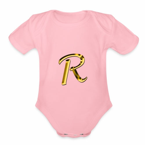 Ravenators - Organic Short Sleeve Baby Bodysuit