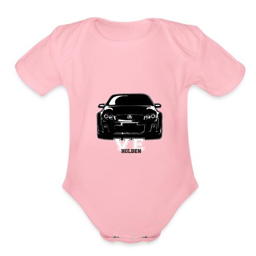 VE GM - Organic Short Sleeve Baby Bodysuit