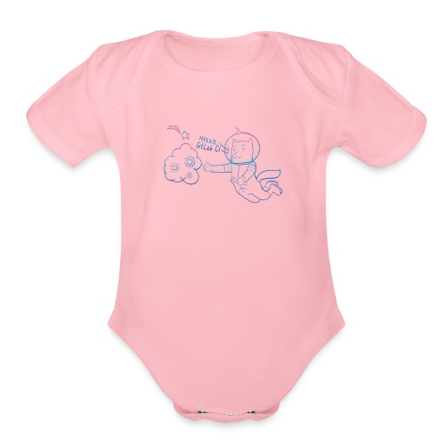 Meet GitLab CI/CD! - Organic Short Sleeve Baby Bodysuit
