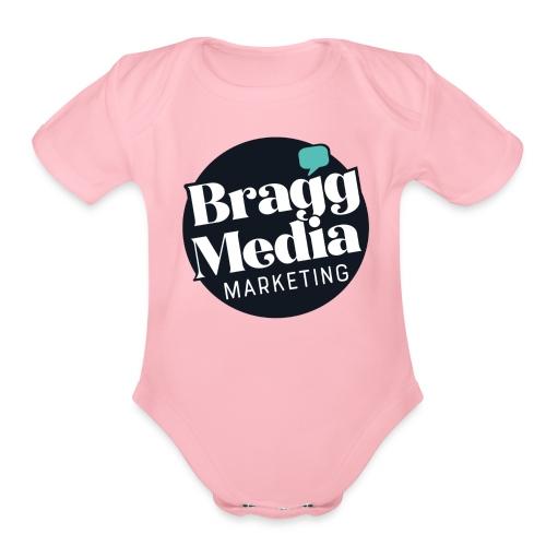 Bragg Media Marketing - Organic Short Sleeve Baby Bodysuit