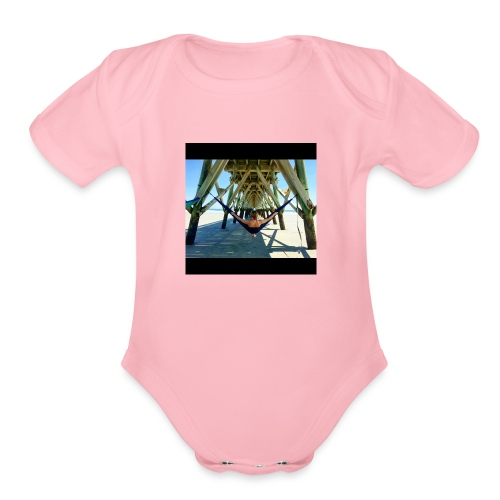 IMG_20160525_163301 - Organic Short Sleeve Baby Bodysuit