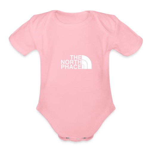 The North PHACE - Organic Short Sleeve Baby Bodysuit