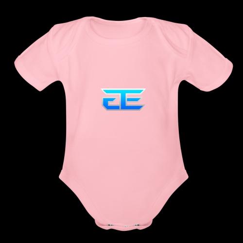 Exact Gaming - Organic Short Sleeve Baby Bodysuit