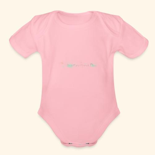 divashirt - Organic Short Sleeve Baby Bodysuit
