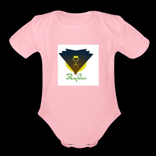 JRayPics by Jeremyray Retherford - Organic Short Sleeve Baby Bodysuit