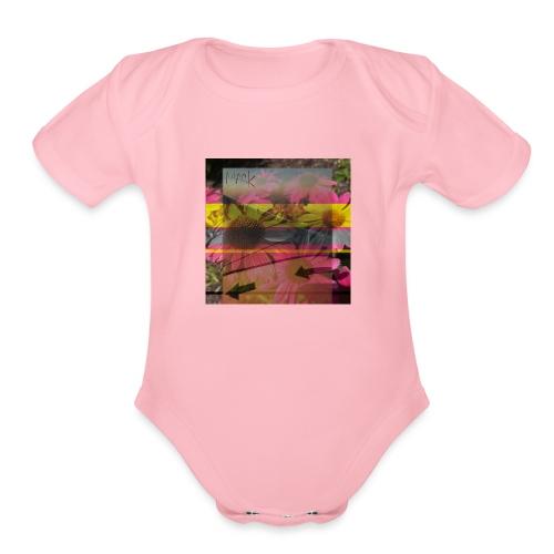 Rewind - Organic Short Sleeve Baby Bodysuit