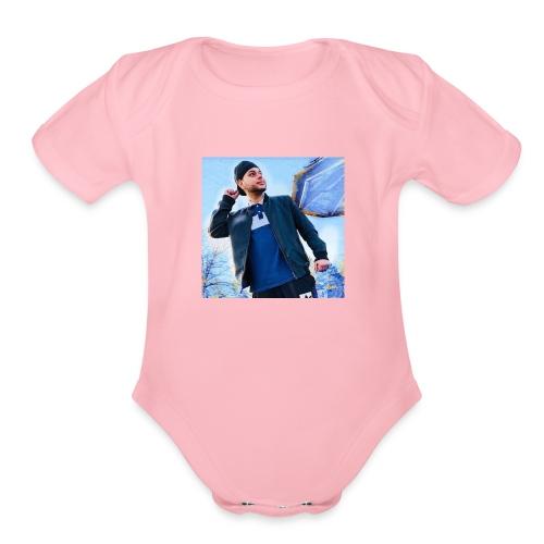 9BEBF0F1 A618 412D BA19 5A46DF8A6F54 - Organic Short Sleeve Baby Bodysuit