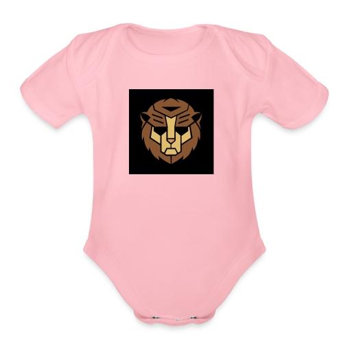 guccixix merch - Organic Short Sleeve Baby Bodysuit