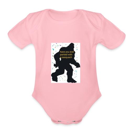 20180924 225240 - Organic Short Sleeve Baby Bodysuit